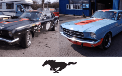 Our Ford Mustang Restoration Project
