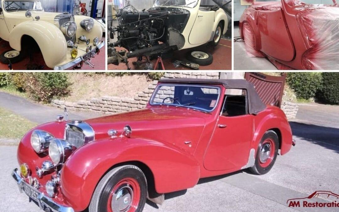 Triumph Roadster Restoration and Respray - Blog Header - AM Restorations.jpg